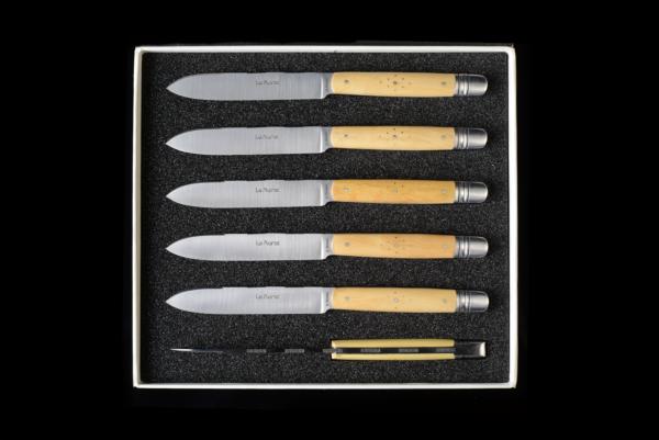 Couteaux de table Le Murat -- Buis