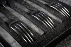 """Coffret de 6 fourchettes de table """" Le Murat """""""