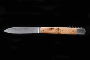 Couteau Le Murat Tire-Bouchon - Bois de genévrier
