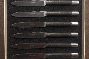 Couteaux de table Le Murat - Fibre de carbone